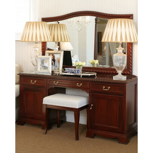 1164---Bristol-Dressing-Table-&-Mirror