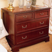 1167 - Bristol 4 Drawer Chest