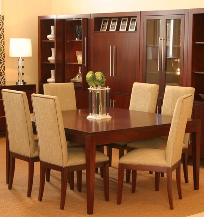 2323 Tessa Square Dining Table
