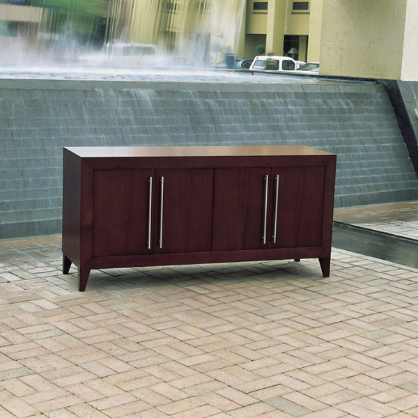 Tessa Sideboard With Solid Doors Hartmann Keppler