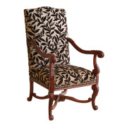 Flemish Arm Chair