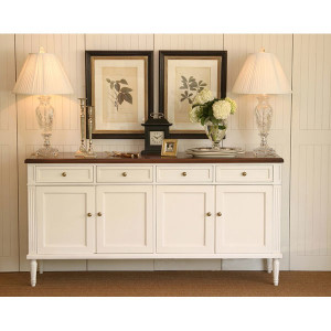 Grace-4-Door-Sideboard-Painted