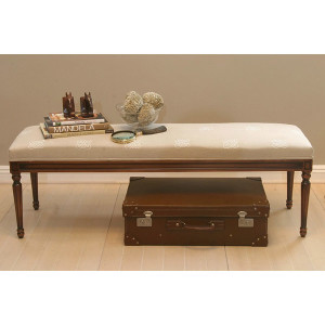 Kristina Extra Length Double Stool