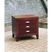 Tessa 3 Drawer Ped