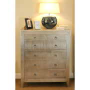 Tessa-Chest-of-Drawers-Silver-Leaf