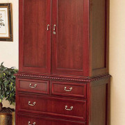 6036 - Bristol Armoire Drawers Without Pullouts