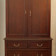 6036 - Bristol Armoire with Drawers
