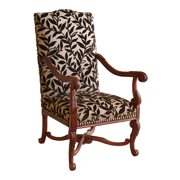Flemish Arm Chair